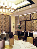 Restaurante chino Fotografía de archivo libre de regalías