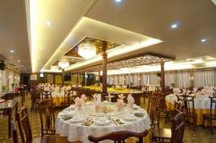 Restaurante chino Fotos de archivo libres de regalías