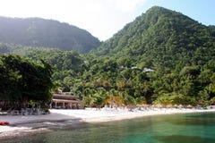 Restaurante da praia Imagem de Stock