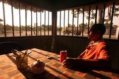 RESTAURANTE DE ASIA TIMOR ORIENTAL TIMOR ORIENTAL BETANO Fotos de archivo