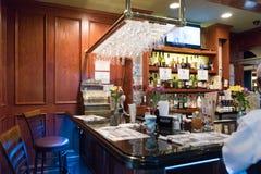 Restaurante de Clinton Station Diner fotografia de stock