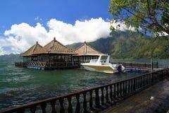 Restaurante de flutuação Fotografia de Stock