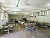 Restaurante de Jing-Mei Human Rights Memorial y del parque cultural Imágenes de archivo libres de regalías