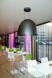 Restaurante de lujo Foto de archivo libre de regalías
