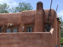 Restaurante de Santa Fe Foto de Stock Royalty Free