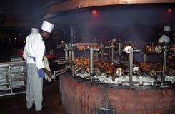 Restaurante del carnívoro, Nairobi, Kenia fotos de archivo libres de regalías