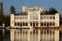 Restaurante del casino fotografía de archivo