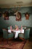 Restaurante del cazador Imagen de archivo libre de regalías
