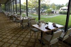 Restaurante del hotel Imagenes de archivo