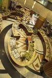Restaurante del hotel de lujo imagen de archivo