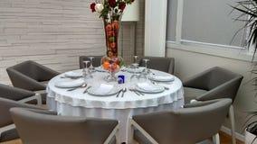 restaurante dinning Imagen de archivo libre de regalías