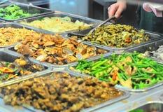 Restaurante do fast food foto de stock royalty free