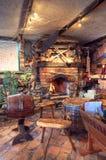 Restaurante do vintage Foto de Stock Royalty Free