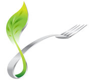 Restaurante ecológico verde
