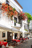 Restaurante em Spain Fotografia de Stock Royalty Free