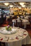 Restaurante enorme Hong Kong imagens de stock royalty free