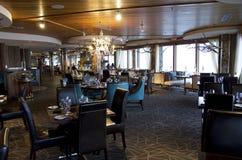Restaurante extravagante da barra imagem de stock royalty free