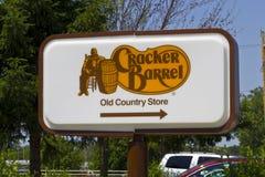 Restaurante III da loja de país de origem do tambor do biscoito Imagens de Stock Royalty Free