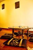 Restaurante indio Fotos de archivo