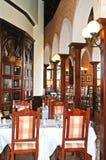Restaurante italiano Foto de archivo libre de regalías