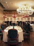 Restaurante italiano da culinária Foto de Stock Royalty Free
