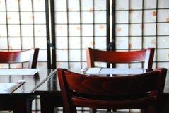 Restaurante japonés Fotos de archivo