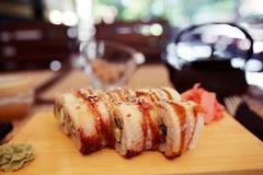 Restaurante japonés Fotografía de archivo libre de regalías