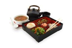 Restaurante japonês Fotografia de Stock Royalty Free