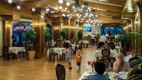 Restaurante Kruje de KROI fotos de stock royalty free