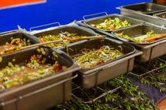 Restaurante La Choza del Cozinheiro chefe em Oaxaca Imagem de Stock Royalty Free