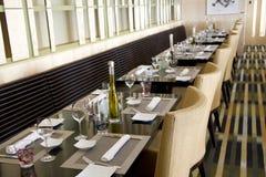 Restaurante luxuoso da barra fotos de stock royalty free