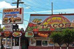 Restaurante mexicano Imagen de archivo