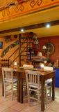 Restaurante mexicano autêntico imagens de stock royalty free