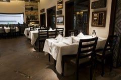 Restaurante moderno Imagen de archivo