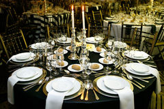 Restaurante moderno Foto de Stock Royalty Free