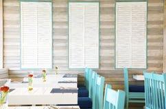 Restaurante muy lindo Imagen de archivo