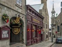 Restaurante Pierre du Calvet de Auberge Imágenes de archivo libres de regalías