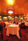 Restaurante ruso en Nueva York, los E.E.U.U. Imagen de archivo libre de regalías