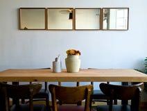 Restaurante simple imagenes de archivo