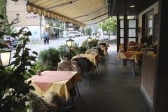 Restaurante suíço Imagens de Stock Royalty Free