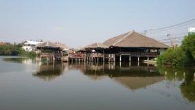 Restaurante tailandés de la forma de vida Foto de archivo libre de regalías