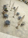 Restaurante vacío Fotos de archivo