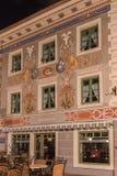 Restaurante Villingen-Schwenningen Alemania Fotos de archivo libres de regalías