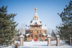 Restaurants à Harbin Photographie stock