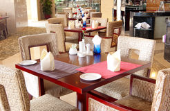 Restaurants Royalty-vrije Stock Fotografie
