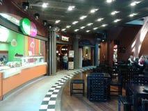 Restaurants Stock Photo