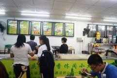 Restaurants occasionnels Images stock