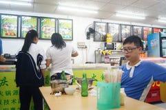 Restaurants occasionnels Images libres de droits
