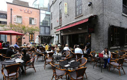 Restaurants,Shanghai ,China Stock Photos