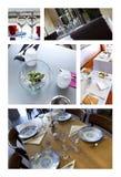 Restaurants Royalty Free Stock Photography